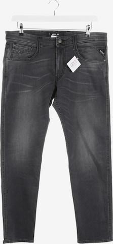 REPLAY Jeans in 34 in Schwarz