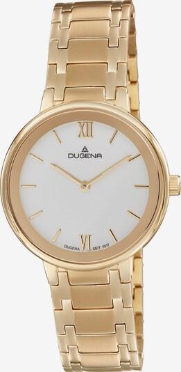 DUGENA Analoguhr 'Cosima' in gold, Produktansicht