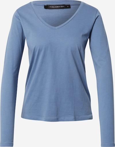 Trendyol Camiseta en azul oscuro, Vista del producto