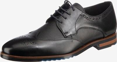 LLOYD Cipele na vezanje 'LETO' u crna, Pregled proizvoda