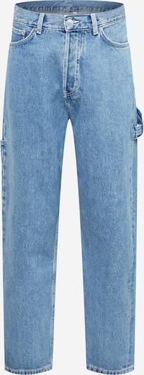 WEEKDAY Jeans 'Union Worker' in blue denim, Produktansicht