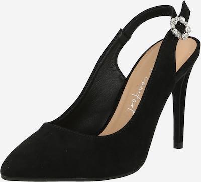 NEW LOOK Zapatos destalonado en negro, Vista del producto