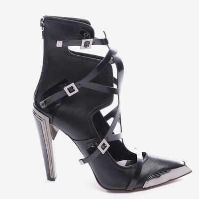 Hervé Léger Stiefeletten in 39 in schwarz, Produktansicht
