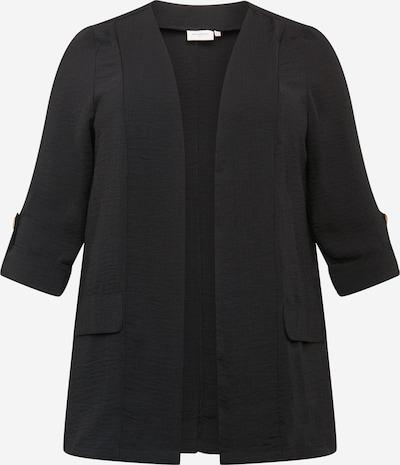 Geacă tricotată ONLY Carmakoma pe negru, Vizualizare produs