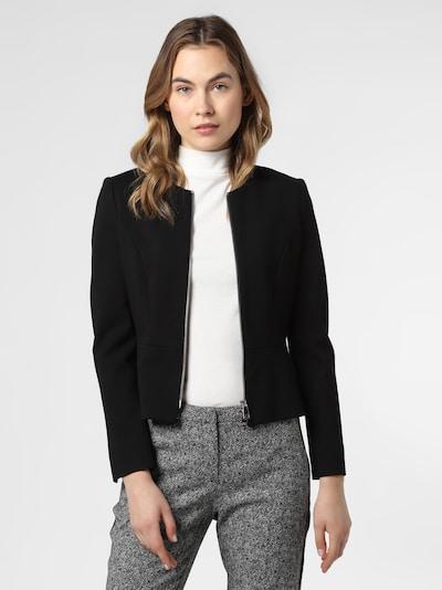 TAIFUN Blazer in schwarz, Modelansicht