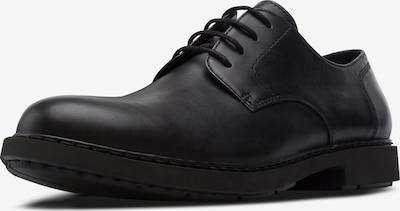 CAMPER Schnürschuh 'Neuman' in schwarz, Produktansicht