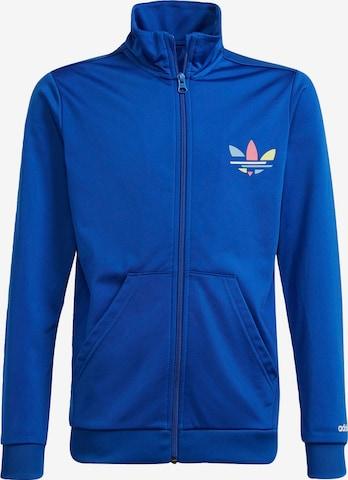 ADIDAS ORIGINALS Jacke in Blau