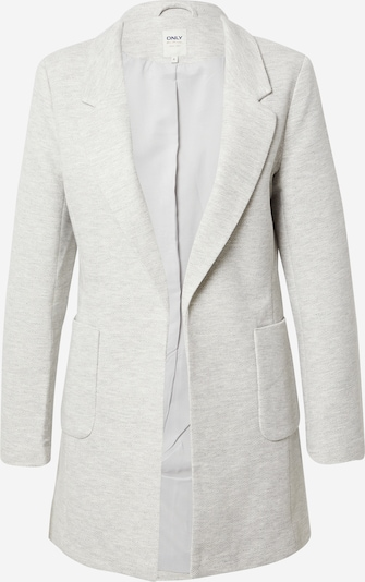 ONLY Blazer 'BAKER-LINEA' in Light grey, Item view