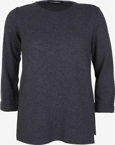 Doris Streich Pullover in grau / basaltgrau / dunkelgrau, Produktansicht