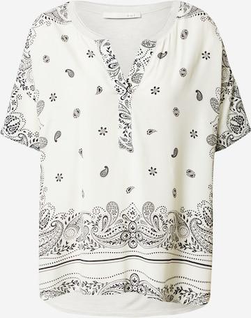 OUI T-Shirt in Beige