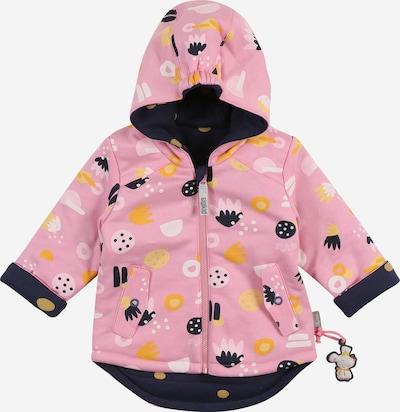 SIGIKID Prijelazna jakna u mornarsko plava / zlatno žuta / roza / svijetloroza / bijela, Pregled proizvoda