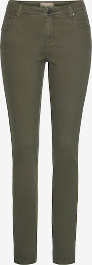 TAMARIS Jeans in khaki, Produktansicht