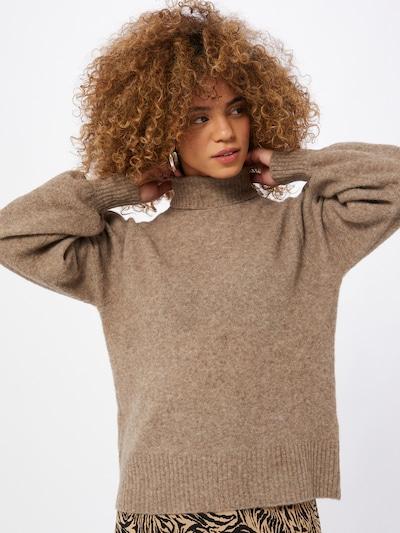 NA-KD Sweter w kolorze brązowym, Podgląd na modelu(-ce)