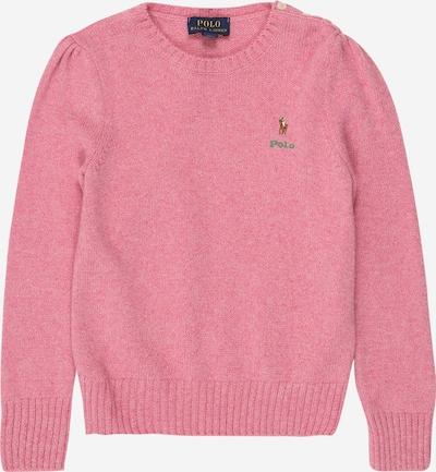 POLO RALPH LAUREN Pullover in pink, Produktansicht