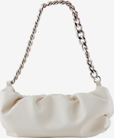 PIECES Чанта за през рамо 'Fibra' в естествено бяло, Преглед на продукта