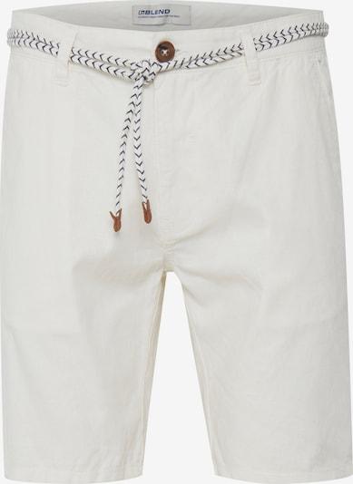 BLEND Leinenhose 'Mennok' in weiß, Produktansicht