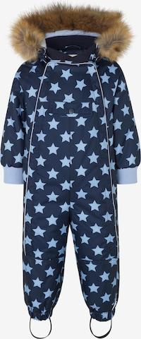 Costume fonctionnel 'Levi' Racoon Outdoor en bleu