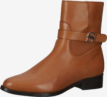 SCAPA Stiefelette in Braun