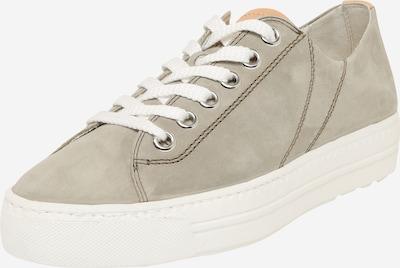 Paul Green Trampki niskie w kolorze khakim, Podgląd produktu