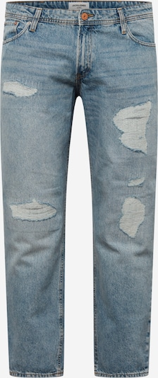 Jack & Jones Plus Jeans 'Mike' in blue denim, Produktansicht