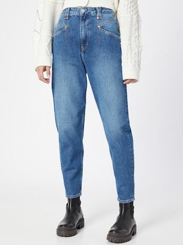 Tommy Jeans Teksapüksid, värv sinine