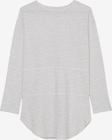 Marc O'Polo Schlafshirt ' Sleepshirts ' in Weiß