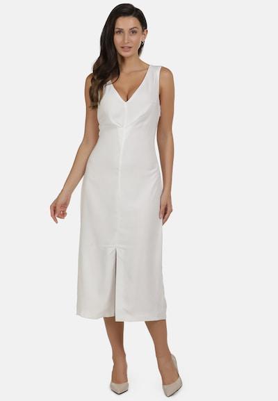 usha BLACK LABEL Kleid in weiß, Modelansicht
