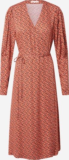 Soft Rebels Kleid 'Leah' in rostbraun / rosé / schwarz, Produktansicht