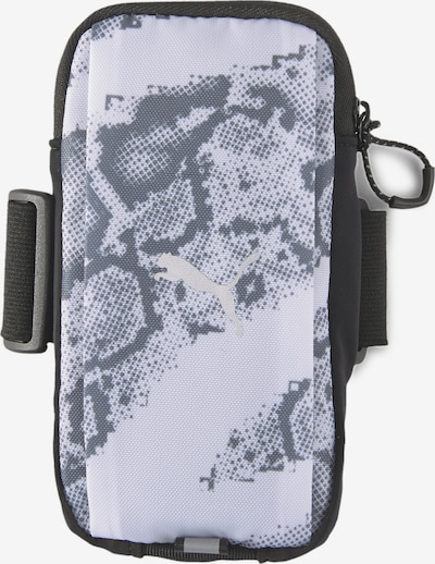 PUMA Armtasche in grau / schwarz / weiß, Produktansicht