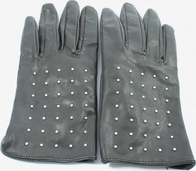 H&M Lederhandschuhe in XS-XL in schwarz, Produktansicht