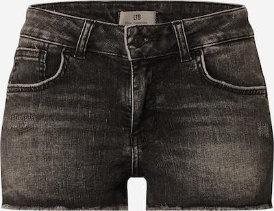 LTB Shorts 'Pamela' in black denim, Produktansicht