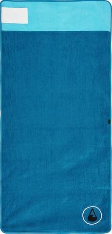 Serviette de plage ' Seis ' Wave Hawaii en bleu
