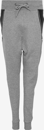 Urban Classics Kalhoty - šedý melír / černá, Produkt