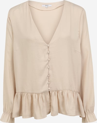 ABOUT YOU Curvy Bluse 'Mandy' in beige, Produktansicht