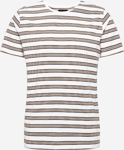 Tricou 'Jermane' Matinique pe oliv / negru / alb, Vizualizare produs