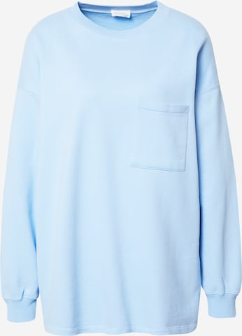Felpa 'Radglow' di AMERICAN VINTAGE in blu