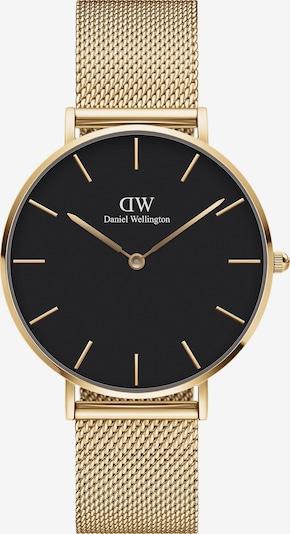 Daniel Wellington Uhr in gold, Produktansicht