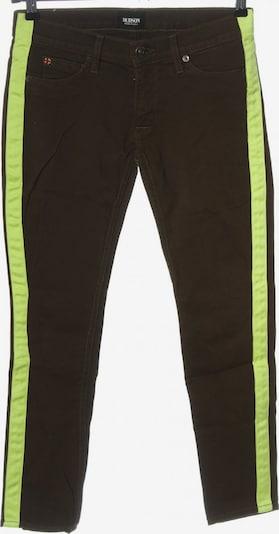 Hudson Hüfthose in XXXS-XXS in braun / grün, Produktansicht