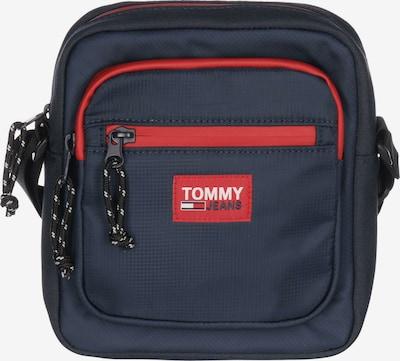 Tommy Jeans Umhängetasche 'Urban Tech Reporter' in marine / nachtblau / hellrot, Produktansicht