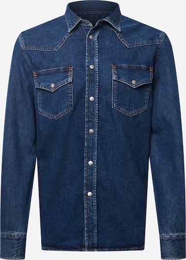 DIESEL Hemd 'EAST' in blue denim, Produktansicht