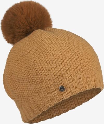 LOEVENICH Baskenmütze ' Cozy Winter ' in honig, Produktansicht