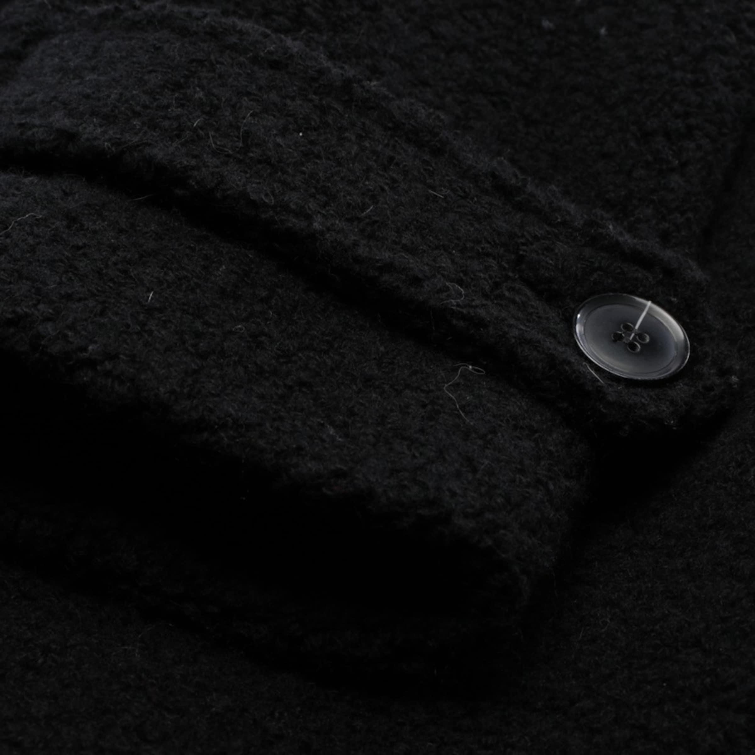 lala BERLIN Übergangsmantel in XS in schwarz