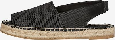 Sandale 'Kera' VERO MODA pe negru, Vizualizare produs