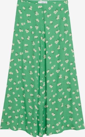 MANGO Skirt in Yellow / Green / White, Item view
