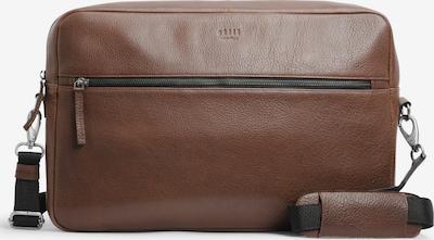 still Nordic Messenger 'Clean Light Laptop' en marron / noir, Vue avec produit