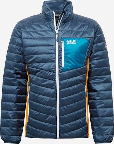JACK WOLFSKIN Outdoorjacke in blau, Produktansicht