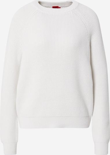 HUGO Пуловер 'Shelbyna' в естествено бяло, Преглед на продукта