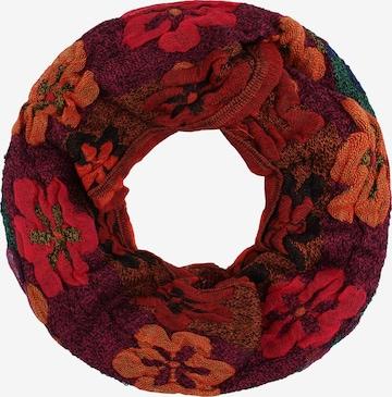 usha FESTIVAL Loop scarf in Red