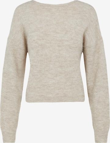OBJECT Sweater 'Julie' in Beige