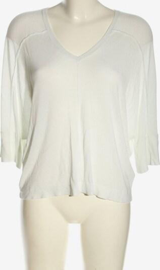 NEXT V-Ausschnitt-Shirt in S in weiß, Produktansicht